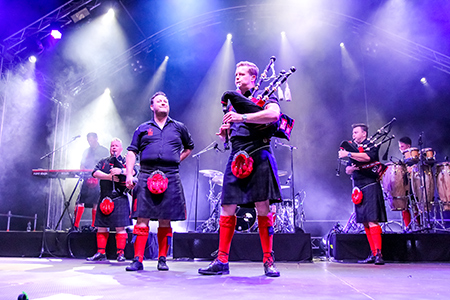 Red Hot Chilli Pipers | 09.08.2019