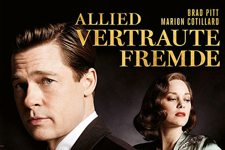 Allied – vertraute Fremde